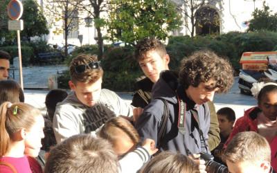 Učenec Luka Kohek o delovnem obisku Andaluzije v okviru projekta »Sunny Side Up«