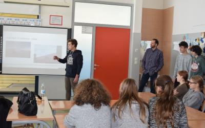 Predstavitev delovanja Erasmus+ in partnerske šole v Granadi