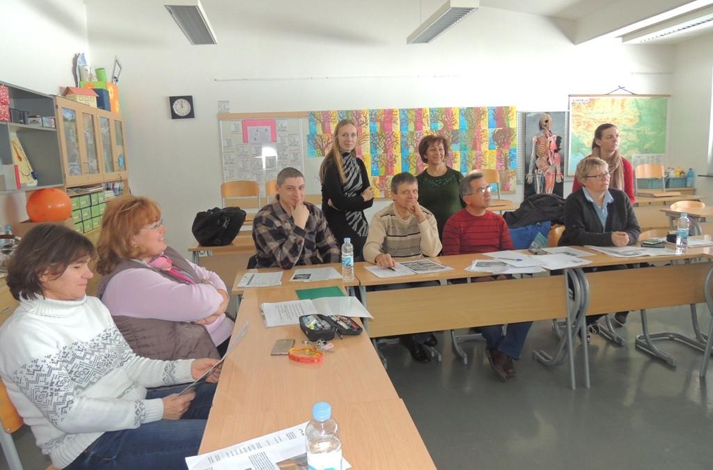 Poročilo o drugem medprojektnem sestanku v okviru Earsmus+ projekta z naslovom »Sunny Side Up«