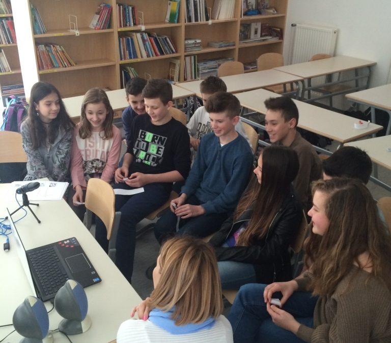 Skype konferenca z Latvijci