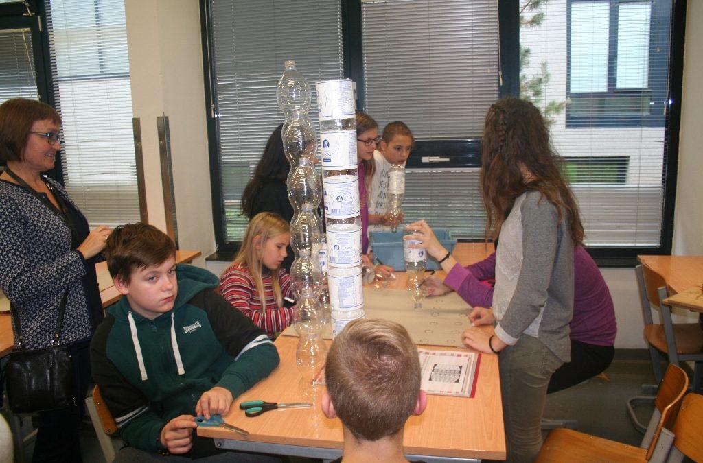 Tretje študisjko srečanje v okviru Erasmus+ The Sunny Side Up na OŠ Stična